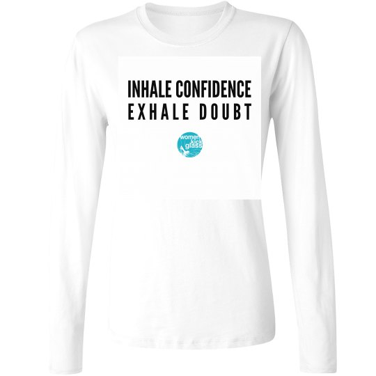 Inhale Exhale Tee