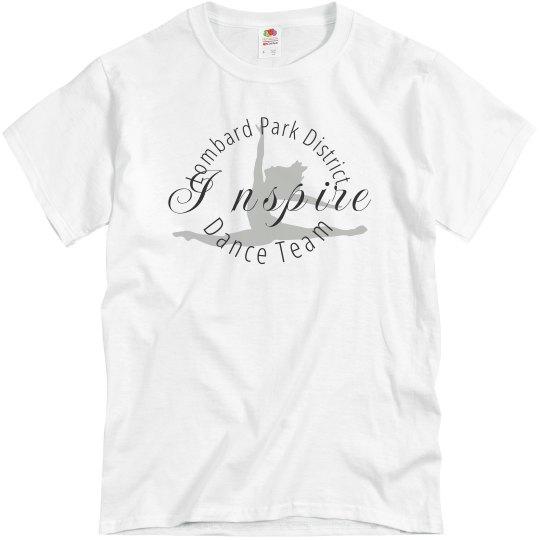 Inspire Dance Team T - Adult sizes