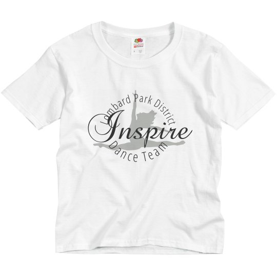 Inspire Dance Team youth basic T