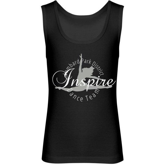 Inspire Dance Team Youth Tank
