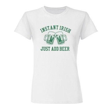 Instant Irish St. Patrick's