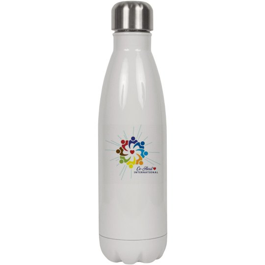 Insulated Water Bottle Logo Only