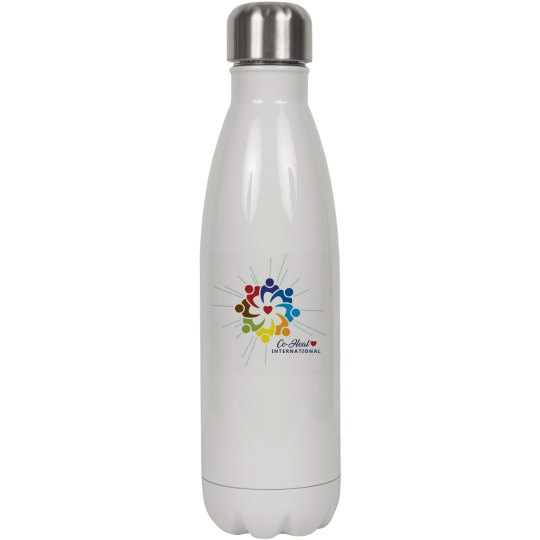 "Insulated Water Bottle ""There is a Healer in Me"""