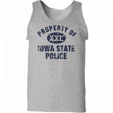 Iowa state police