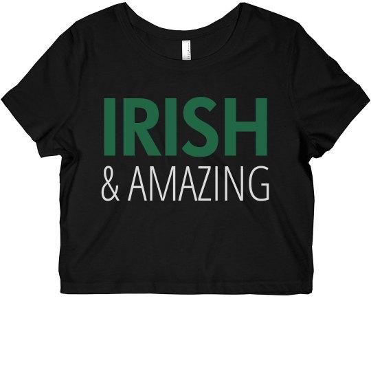 Irish And Amazing