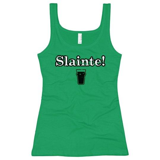 Irish Cheer St. Patty