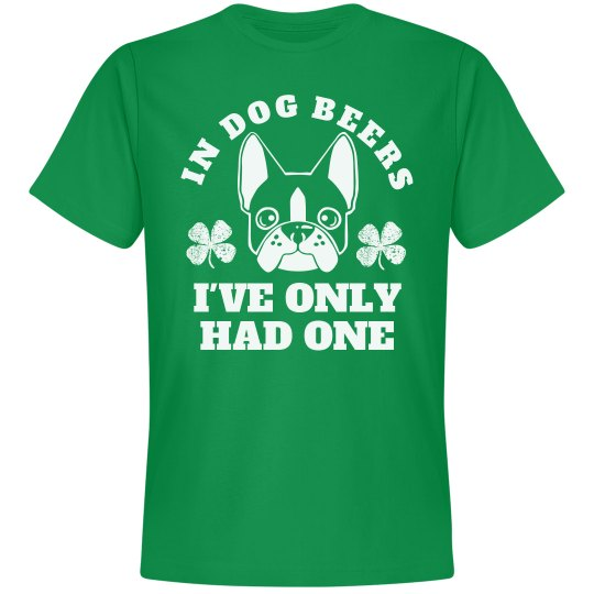 Irish Dog Beers