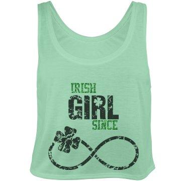 Irish Girl Since Infinity