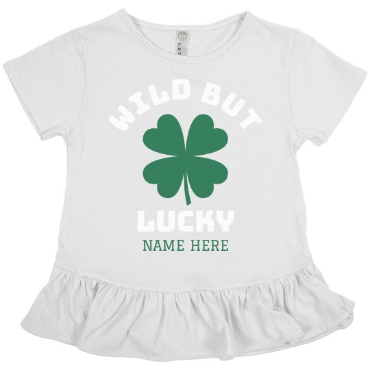 Irish Girl Wild But Lucky