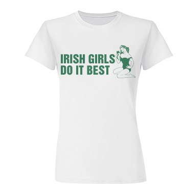 Irish Girls Do It Best