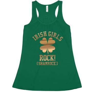 Irish Girls (Sham)Rock !