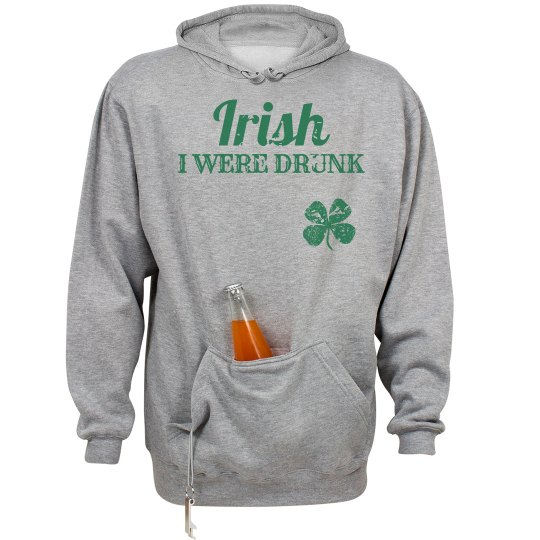 Irish I Were Drunk Clover