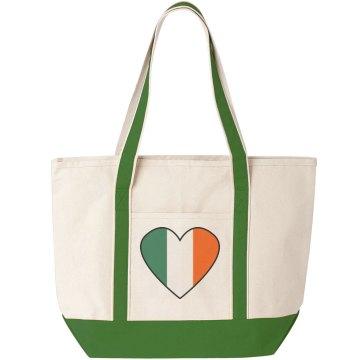 Irish Love Tote