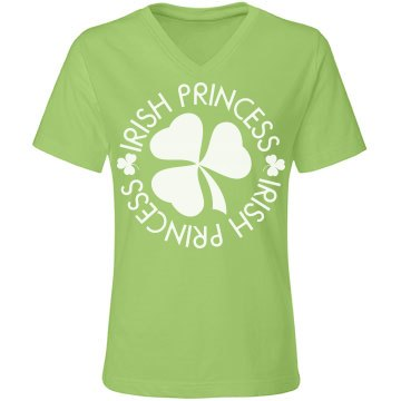 Irish Princess St Paddys