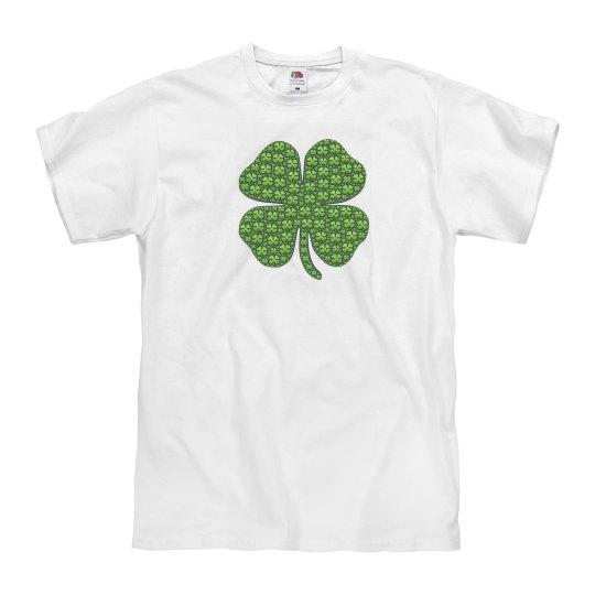 Irish Shamrock Mens