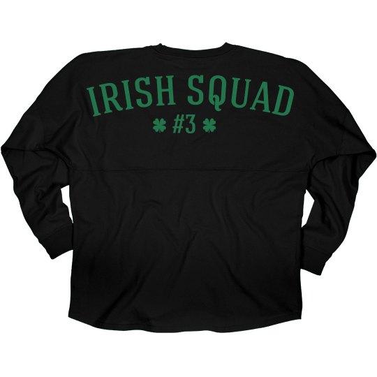 Irish Squad Lassie 3