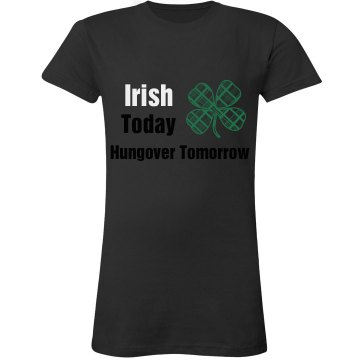 Irish Today Hungover