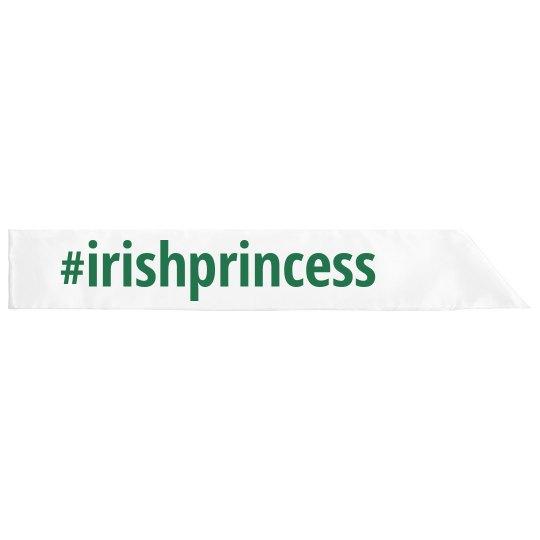 #irishprincess