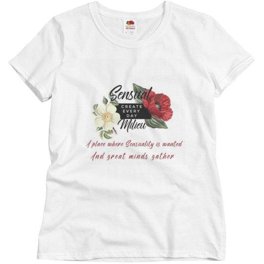 Irma's sensual &MILIEU shirt