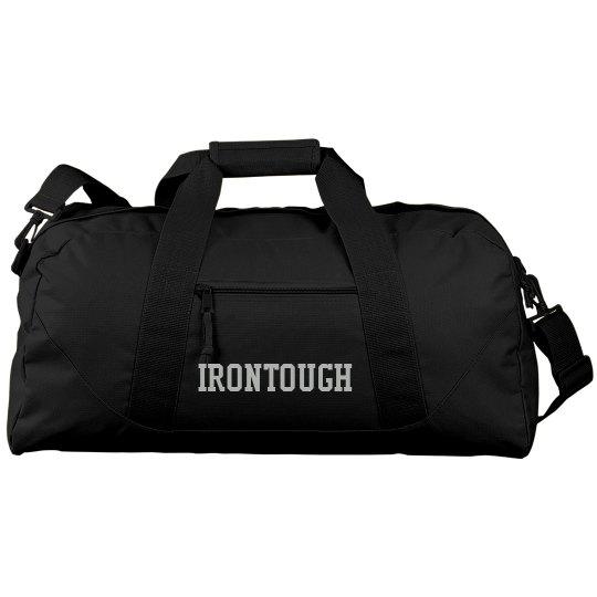 IronTough Large Square Duffel Bag