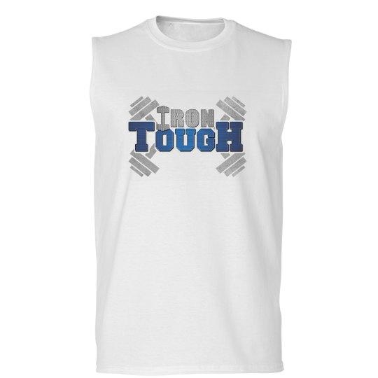 IronTough sleeveless T-shirt