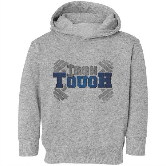 Irontough Toddler Hooded Sweatshirt