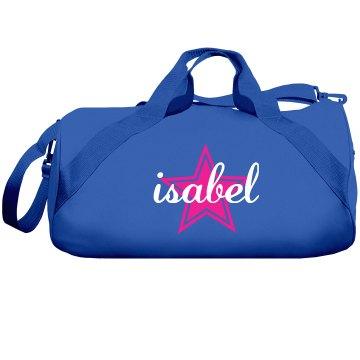 Isabel. Ballet