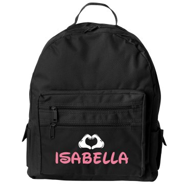 Isabella's School Pack