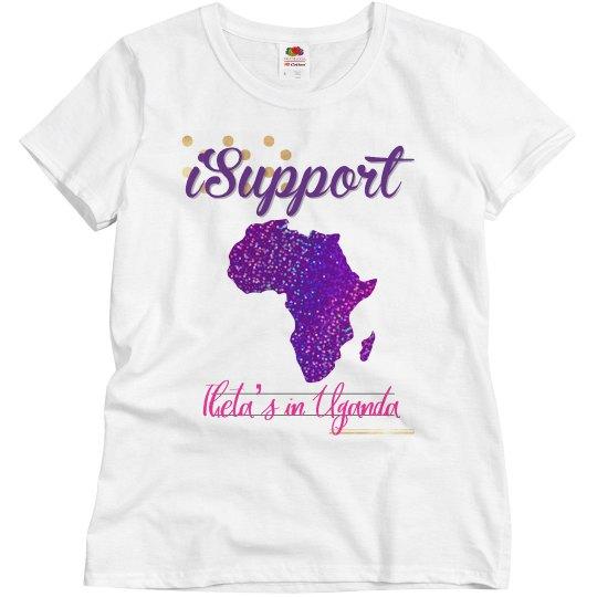 iSupport Theta's in Uganda