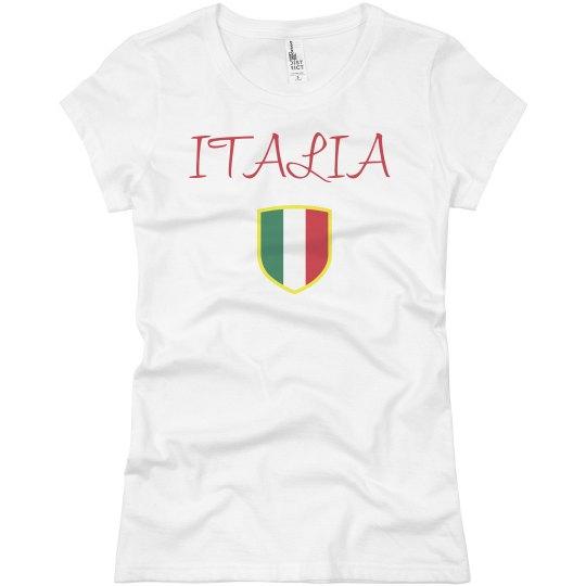Italia Soccer Shield