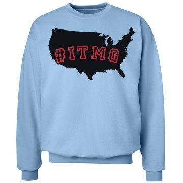 #ITMG Pullover USA