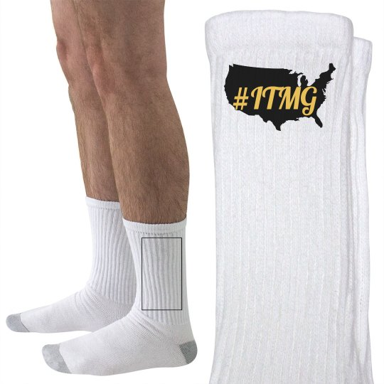 #ITMG USA socks