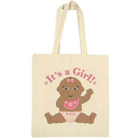 It's a Baby Girl Ethnic