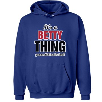 It's a Betty Thing