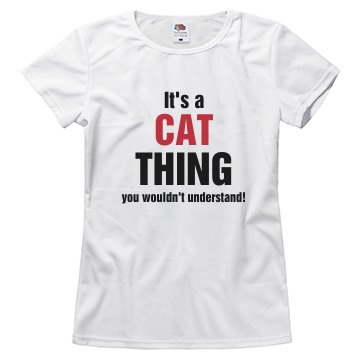 It's a cat thing