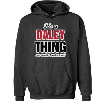 It's a Daley thing