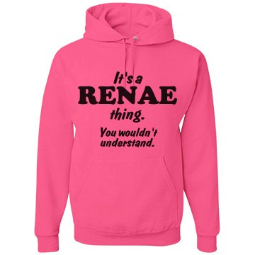It's a Renae thing