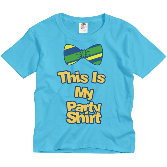 It's A Youth Party Shirt