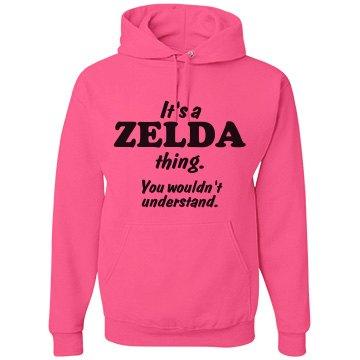 It's a Zelda thing