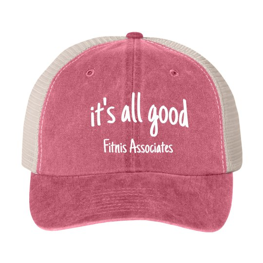 it's all good hat