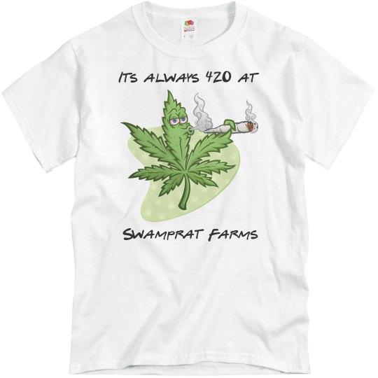 its always 420 @ *NEW ITEM*