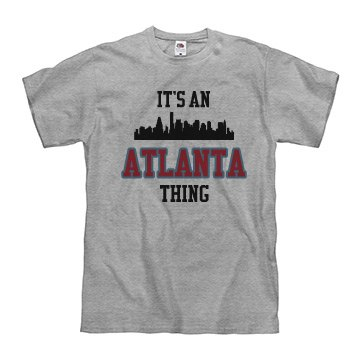 It's an atlanta thing