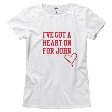 I've Got A Heart On