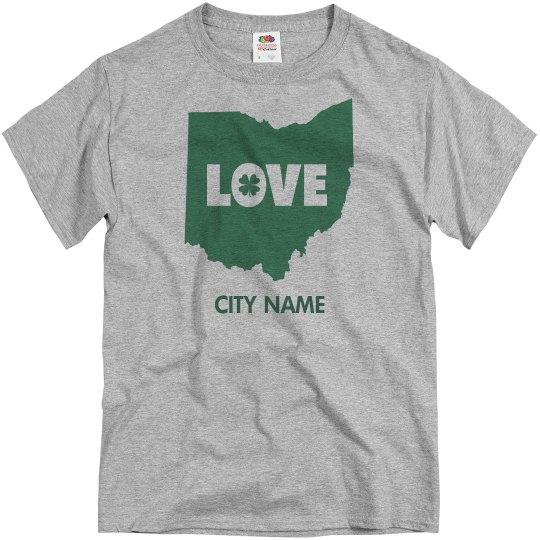 I've Got Irish Love For Ohio