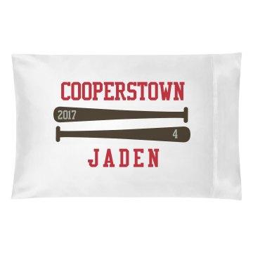 Jaden Pillowcase