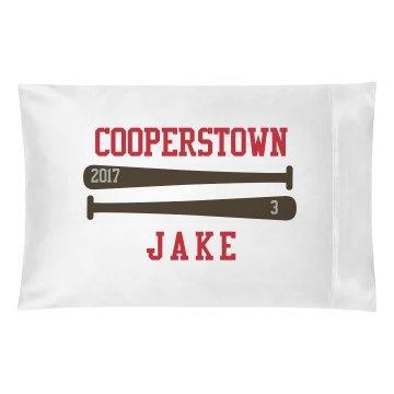 Jake Pillowcase