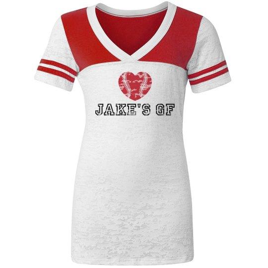 Jake's Baseball Girl