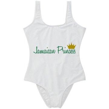 Jamaican Princess Bodysuit