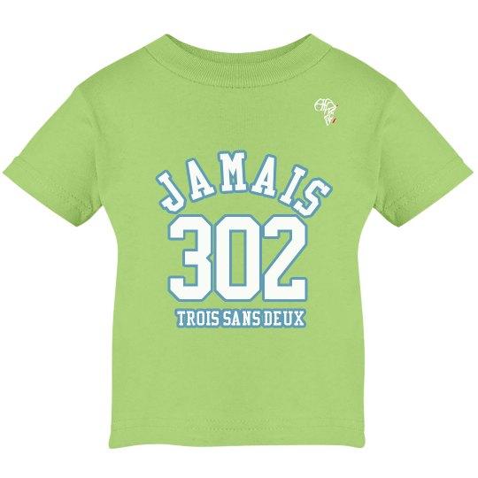 JAMAIS TROIS SANS DEUX