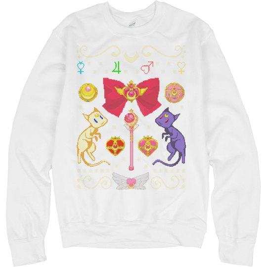 Japanese Anime Sweater